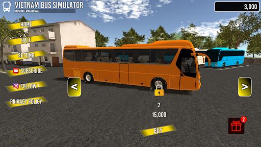 Code Triche Vietnam Bus Simulator (Astuce) APK MOD screenshots 3