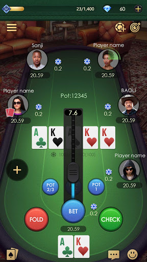 Poker World: Texas hold'em modavailable screenshots 7