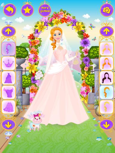 Wedding Dress Up - Bride makeover  screenshots 8