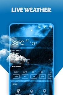 Weather Forecast  Live Download For Pc (Install On Windows 7, 8, 10 And  Mac) 1