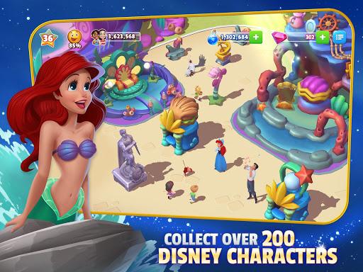 Disney Magic Kingdoms: Build Your Own Magical Park Apkfinish screenshots 14