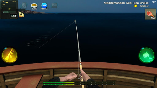 World of Fishers, Fishing game screenshots 1