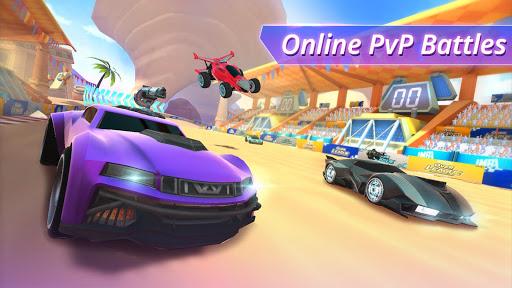 Overleague - Rocket Racing League 2021 0.2.4 Screenshots 4