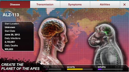 Plague Inc Mod Apk 14