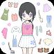 Vlinder Girl:ファッション着せ替え ゲームキャラメーカー