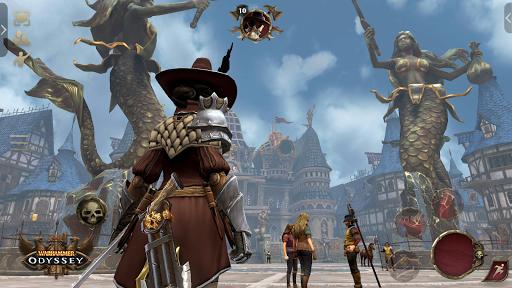 Warhammer: Odyssey MMORPG 1.0.6 screenshots 6