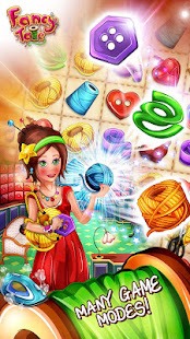 ファンシーテイル:ファッションパズルゲーム