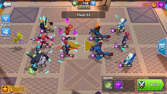 Nonstop Game: Cyber Raid 0.1.31 Screenshots 15