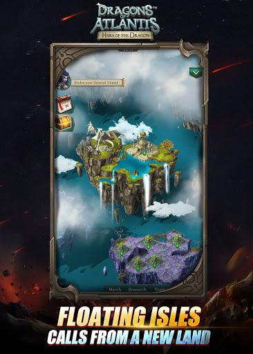 Dragons of Atlantis  screenshots 15