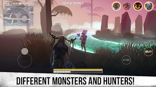 Horror Hunt Mod Apk: Until Daylight (Unlimited Silver Coin) 4
