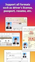 ID Photo (Passport, Driver's license, Resume, etc)