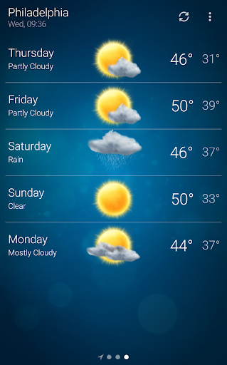 Weather 5.1.7 Screenshots 3