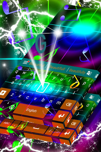 Keyboard With Sound Effects 1.275.1.106 Screenshots 4