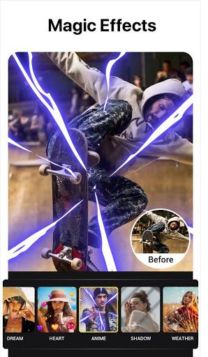 Foto do Video Editor - Glitch Video Effects