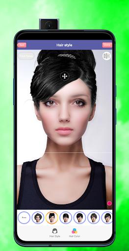 Face Makeup & Beauty Selfie Makeup Photo Editor 1.2 Screenshots 7