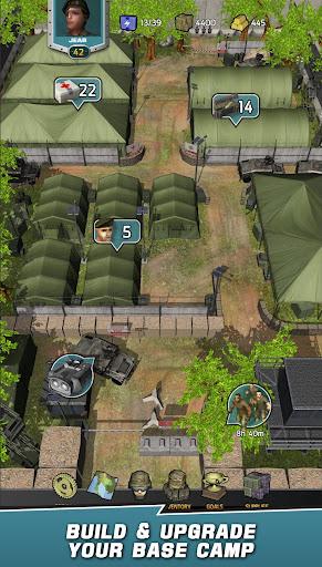 VDV MATCH 3 RPG: ZOMBIES! 1.7.008 screenshots 1