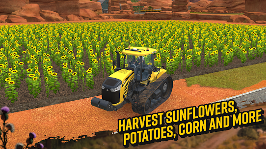 Download Farming Simulator 18 MOD APK [Unlimited Money/OBB/DATA] 3