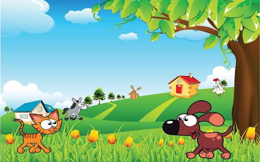 Animal sounds puzzle HD 1.0 screenshots 5