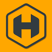 Hexadark – Hexa Icon Pack
