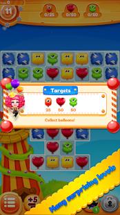 Balloon Mesh : Hardest pop & crush match 3 game