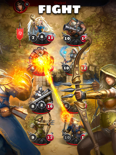 Card Heroes - CCG game with online arena and RPG 2.3.1994 screenshots 17