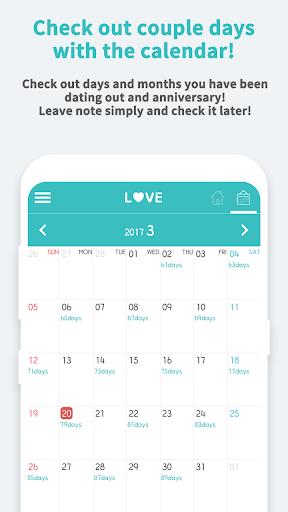 Couple Widget - Love Events Countdown Widget 1.00.45 Screenshots 5