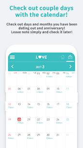 Couple Widget – Love Events Countdown Widget 5