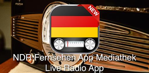 NDR Fernsehen App Mediathek Live Radio App - Apps on Google Play