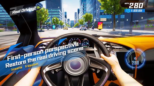 Real Driving 2:Ultimate Car Simulator 0.08 screenshots 11