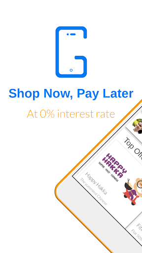 Instant Credit Card | 0% Interest Loan  screenshots 1