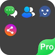 Dual Space Pro - Multiple Accounts & App Cloner