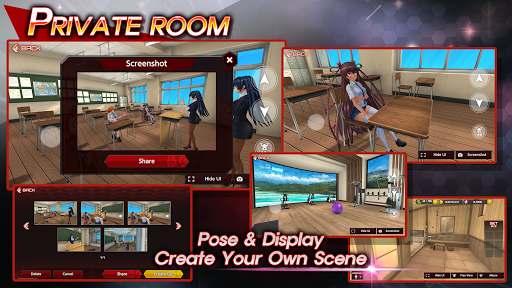 Action Taimanin 2.5.20 Screenshots 8