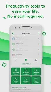 Messenger – Free messaging app 4