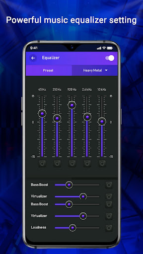 MVX Player screenshot 4