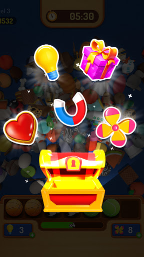 Happy 3D Match - Matching Puzzle screenshots 5