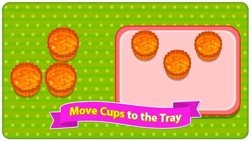 Baking Carrot Cupcakes - Coking Game screenshots 22