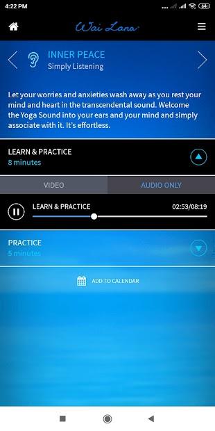 Easy Meditation App screenshot 4