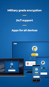 HMA VPN Proxy  WiFi Security, Online Privacy Apk Download NEW 2021 5