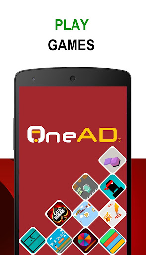 OneAD - Play Games! windows 1