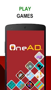 OneAD APK Download For Android 1