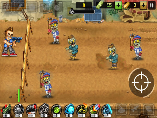 Last Heroes: Zombie Games 1.6.8 screenshots 10