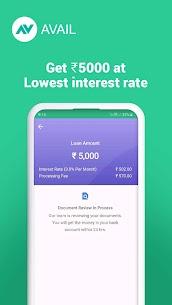 Avail Finance App Download || Credit Loan App 4