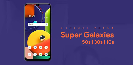 Theme For Galaxy A50 Hd Wallpapers Iconpack Apps On Google Play
