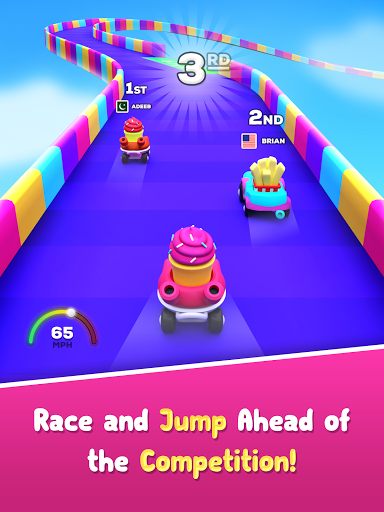 Cupcake Crew: Yum Run 1 screenshots 8