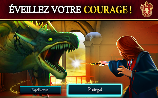 Télécharger HARRY POTTER Secret à Poudlard  APK MOD (Astuce) screenshots 1