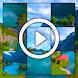 動画パズル! 全画面 フルスクリーン - Androidアプリ