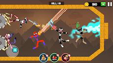 Stickman Fight - Battle Royaleのおすすめ画像3