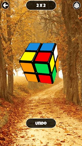 Magic Cube Puzzle Apkfinish screenshots 4