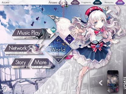 Arcaea - New Dimension Rhythm Game screenshots 11