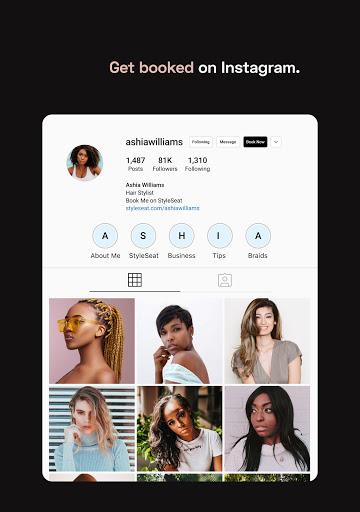 StyleSeat - Book Beauty & Salon Appointments apktram screenshots 16